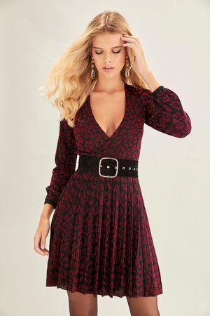 Vestido-Tricot-Onca-Vermelho-2