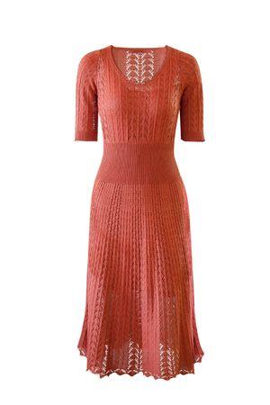 Vestido-Tricot-Elizabeth-Terracota