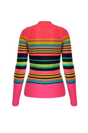 Blusa-Tricot-Listras-Neon-Pink--2-