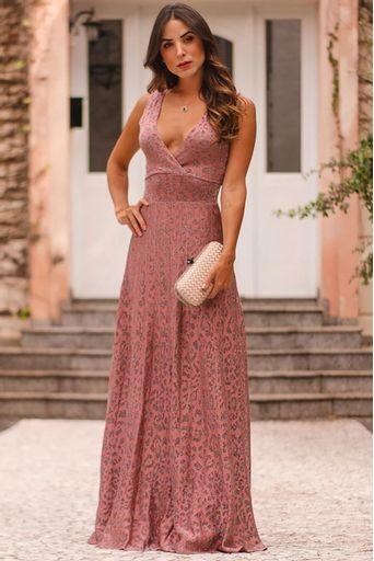 Luara-Costa---Vestido-Tricot-Animal-Print-Rosa