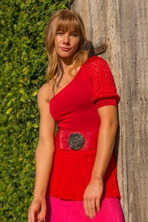 Serena-Knit-Bodysuit---Red--2