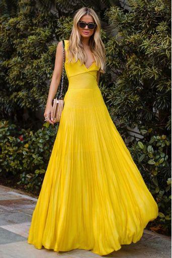 Thassia-Naves---Vestido-Tricot-Laguna-Amarelo