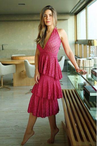 Raquel-Mattar---Vestido-Tricot-Celine-Babados-Pink