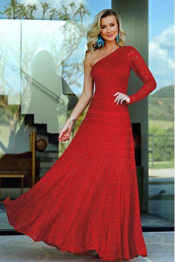 Ana-Paula-Siebert---Vestido-Tricot-Dolores-Vermelho