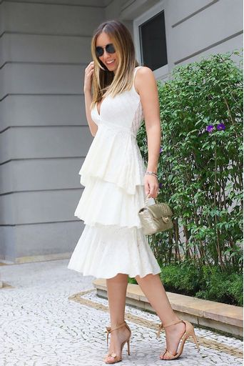 Lele-Saddi---Vestido-Tricot-Celine-Babados-Off-White