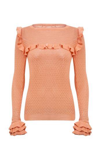 blusa-tricot-pepita-salmao