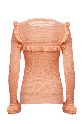 blusa-tricot-salmao-pepita-2