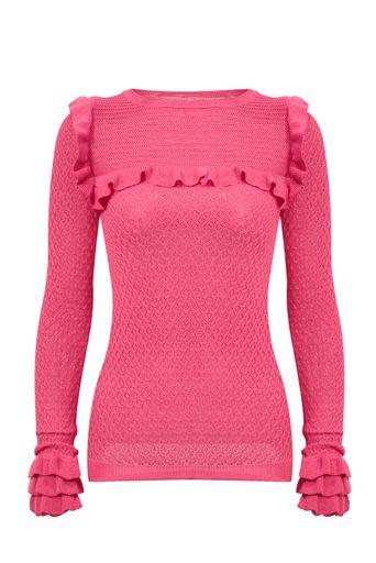 blusa-tricot-pepita-rosa-rouge