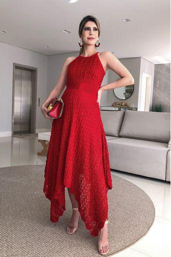 Vestido-Tricot-Isabel-Vermelho