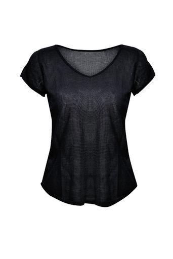 t-shirt-sol-basica-preta