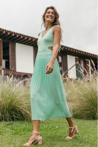 Sabrina-Spitti---Saia-Tricot-Midi-Lea-Verde-Tiffany