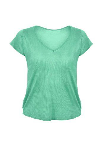 t-shirt-sol-basica-verde