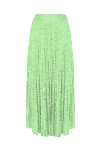 saia-tricot-midi-marcele-verde-frente