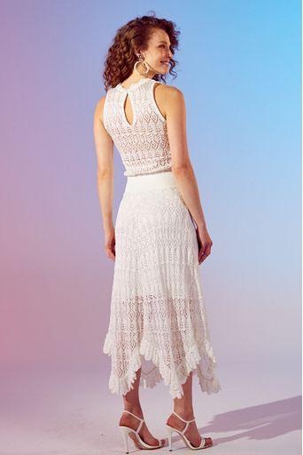 Vestido-Tricot-Midi-Amara-Off-White-Costas