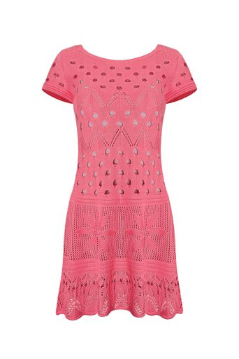 Vestido-Bordado-Flor-rosa-chiclete-frente