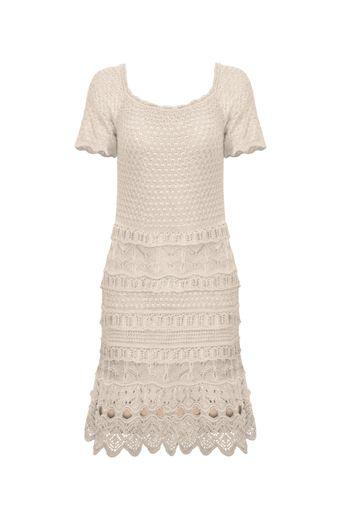 Vestido-Tricot-Gina-Areia-Frente
