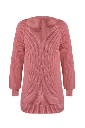 Twin-Set-Tricot-Maju-Rosa-Costas