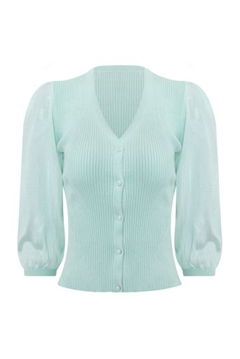 Blusa-Tricot-Pauline-Verde-Frente