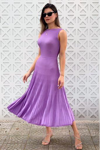Micaela-Vestido-Tricot-Midi-Vivian-Lilas