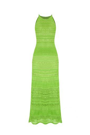 Vestido-Tricot-Longo-Liberty-Neon-Frente