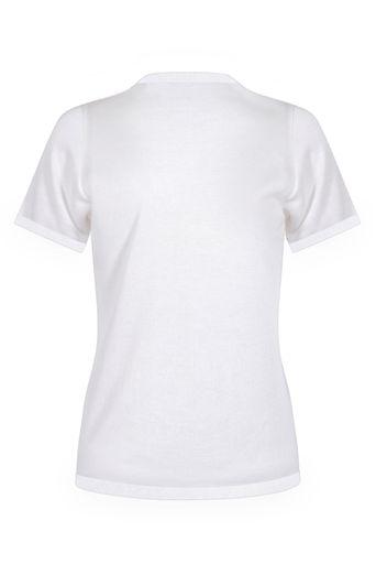 T-Shirt-Tricot-Faith-Off-White-Costas