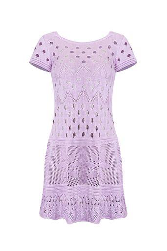 Vestido-Croche-Bordado-Flor-Lilas-Frente