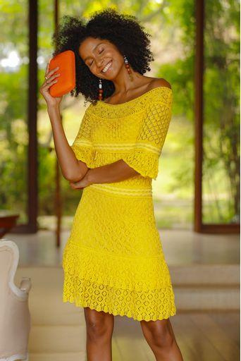 Vestido-Tricot-Nina-Amarelo-Principal