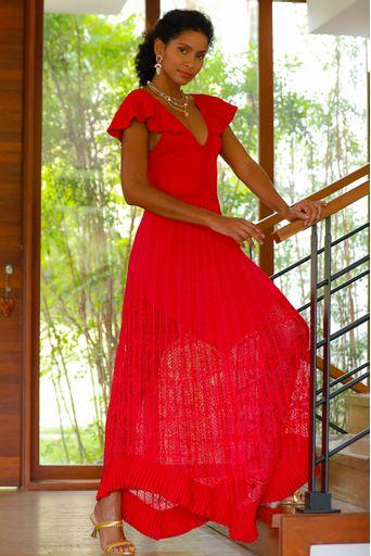 Vestido-Tricot-Longo-Afrodite-Cereja-Costas