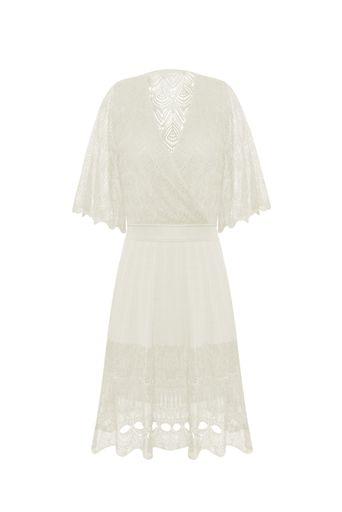Vestido-Tricot-Liv-Off-White-Frente