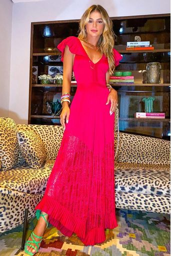 Thassia-Vestido-Tricot-Longo-Afrodite-Cereja