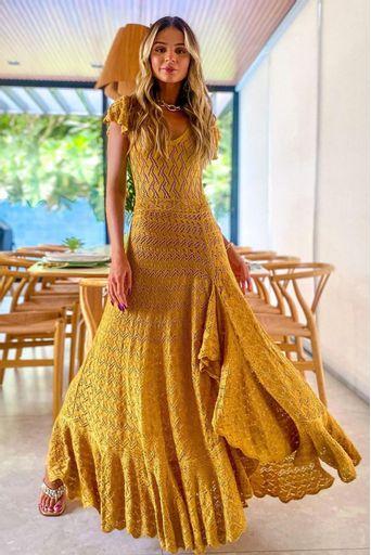 Thassia-Vestido-Tricot-Midi-Silvie-Ouro