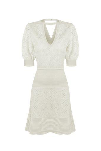Vestido-Tricot-Alissa-Off-White-Frente