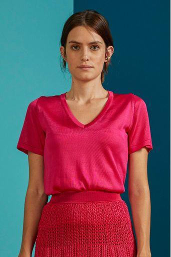T-Shirt-Tricot-Clarissa-Pink-Principal