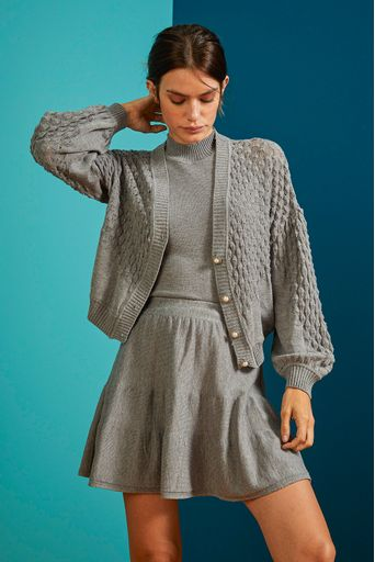 Twinset-Tricot-Diana-Cinza-Costas