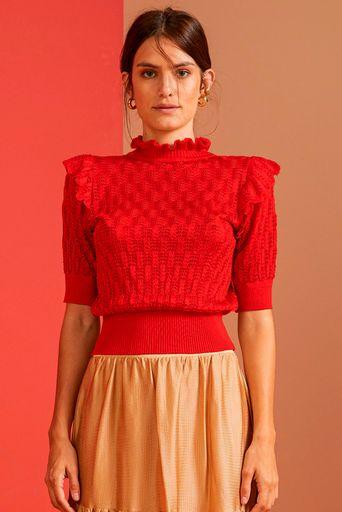 Blusa-Tricot-Liana-Vermelha-Principal
