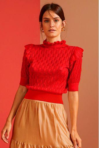 Blusa-Tricot-Liana-Vermelha-Costas