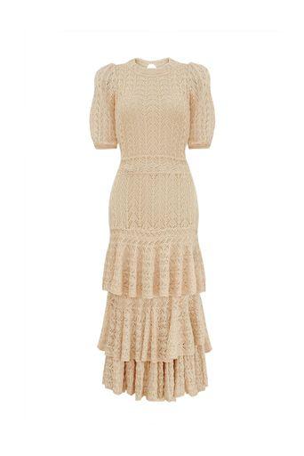 Vestido-Tricot-Midi-Dominique-Vanilla-Frente