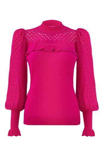 Blusa-Tricot-Juliane-Pink-Frente