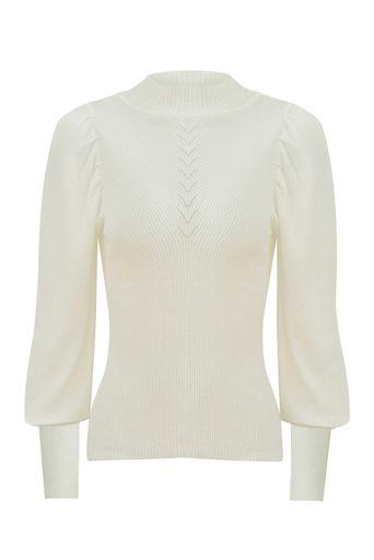 Blusa-Tricot-Ellen-Off-White-Frente