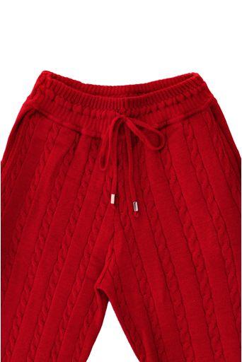 Calca-Tricot-Amabel-Vermelha-Frente