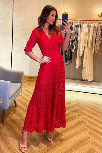 Vestido-Tricot-Midi-Naty-Vermelho-Brenda-Pavanelli-Principal