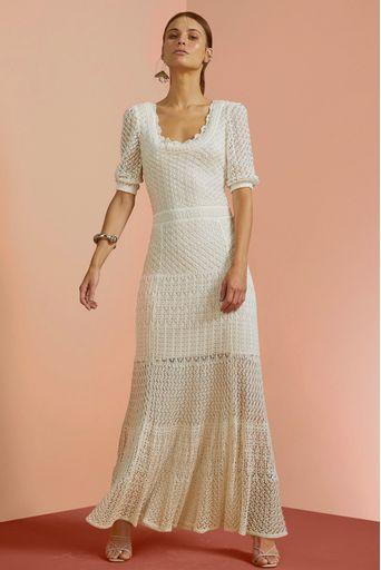 Vestido-Tricot-Midi-Magnolia-Off-White-Principal