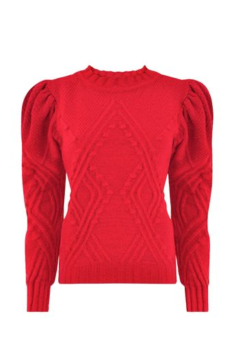 Blusa-Tricot-Elisa-Vermelho-Frente