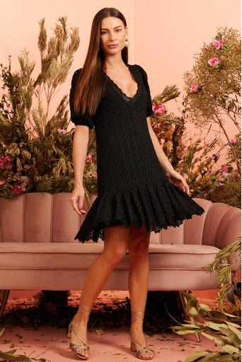 Vestido-Tricot-Esperanza-Preto-Costas