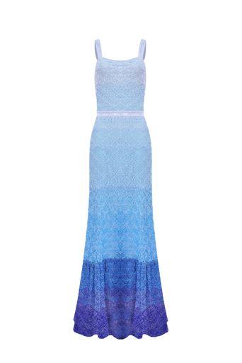Vestido-Tricot-Longo-Any-Azul-Ceu-Frente