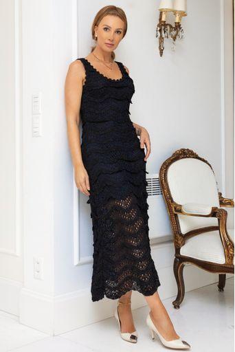 Claudia-Bartelle---Vestido-Tricot-Midi-Gisele-Preto-Principal